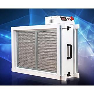 管道电子式静电除尘消毒器 中央空调空气净化消毒装置