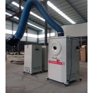 金属粉尘除尘器 移动工业烟尘粉尘除尘器 中央除尘设备