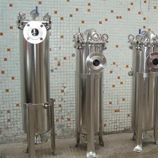 供应活性炭不锈钢过滤器